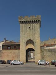Village de Cadillac ; Gironde ;  Aquitaine