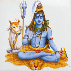 image of Shiva