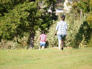 kids outdoor trip