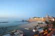 Termoli (Campobasso, Molise, Italy) - The beach at evening