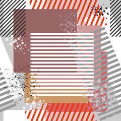 Seamless grunge textured background.