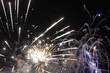 Wahnsinniges Feuerwerk