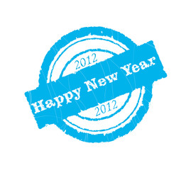 Happy new year. The blue press