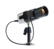 Small CCTV security camera for indor isolated