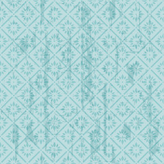 Seamless Vintage Tile background  - in vector