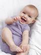 fou rire de bébé