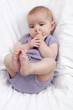 psychomotricité de bébé
