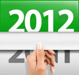 new year 2012 symbol
