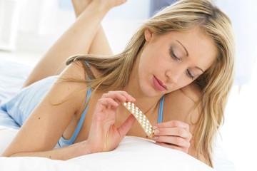 Contraception féminine - Pilule