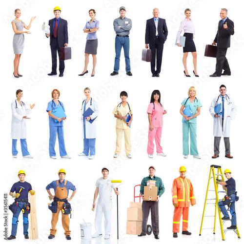 Contractors.