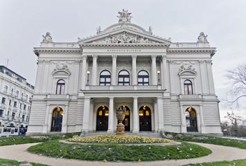 National Theatre of Brno, Czech Republic