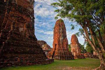 Wat Mahathat of Ayutthaya3