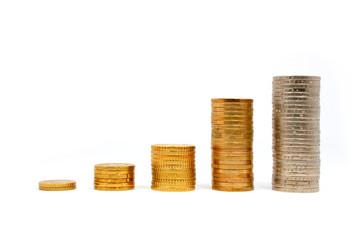 Geld - Diagramm