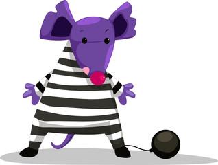 mouse prisoner