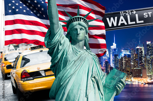 Leinwandbilder,new york,statuen,statuen,freiheit