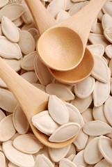 semi di zucca tostati - cinque