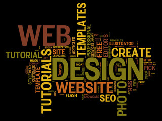 Web Design Related Words