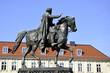 Weimar Herzog Carl August Denkmal