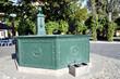 Weimar Goethebrunnen