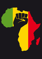 Afrique_Poing