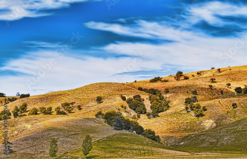 A photo of Beautiful landscapes of New Zealand
