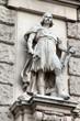 Slavic people statue in Neue Burg, Hofburg, Vienna