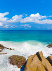 Ocean Summer Waves