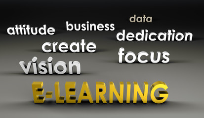E-Learning at the Forefront