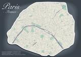 Plan de Paris - Version Luxe (3)