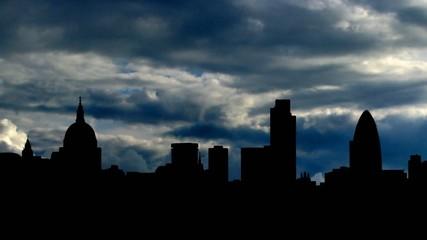 UK London Skyline 3
