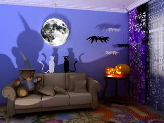 halloween babyroom (childroom)
