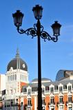 Fototapeta Madryt - hiszpania - Budynek