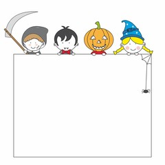 invitación fiesta de Halloween