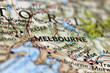 Melbourne on the Map