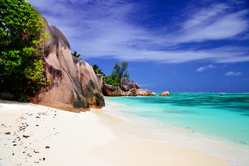 Beautiful Anse Source d'Argent