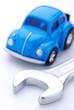 riparazione automobile - uno