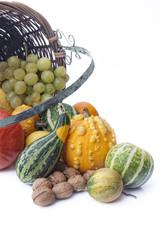 Frutos del otoño