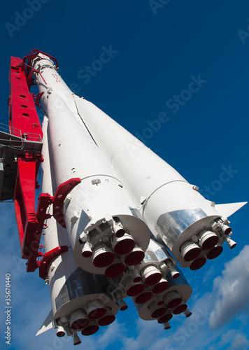 Vostok spaceship
