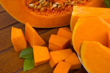 Edible pumpkin