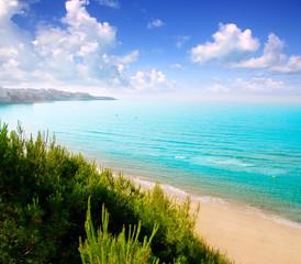 long beach Platja larga in Salou Tarragona