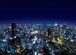 Urban City by Night