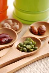 legumi e cucchiai - undici