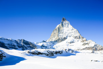 Swiss Peak Matterhorn