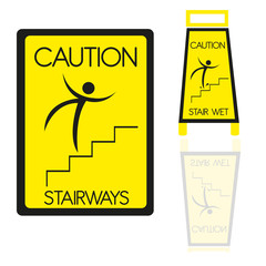 stairways sign