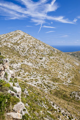 Costline of Majorca, Llevant Natural Park