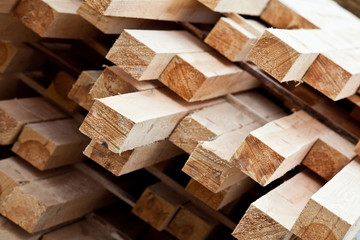 pile of planks