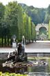 Dans le parc de Schonbrunn à Vienne