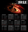 Ruletka - Kasyno - Hazard - Kalendarz