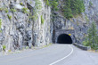 Tunnel in the Mountain