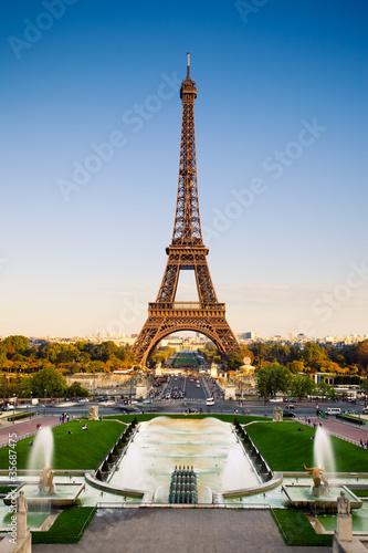 Tour Eiffel Paris France - 35687475